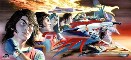 Ilustración de Alex Ross